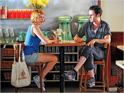 "Michelle Williams stars opposite Luke Kirby in ""Take this Waltz."""